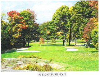 6th Signature hole